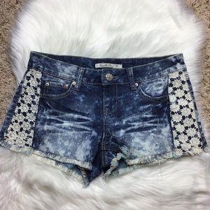 Vanilla Star Denim Short 11